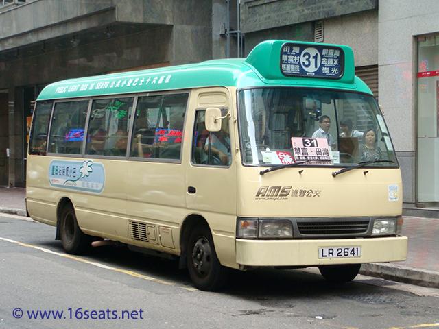 автобус 31 место схема